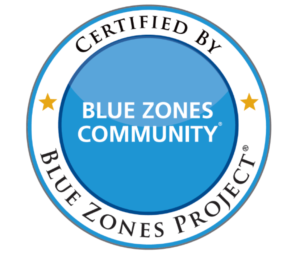 BZP certified blue zones community
